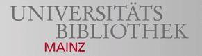 Universitätsbibliothek Mainz /Mainz University Library