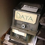 Data photo