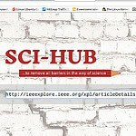 Sci-Hub under suspicion of spying