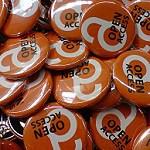 Open Access buttons photo